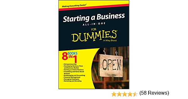 Amazon starting a business all in one for dummies ebook amazon starting a business all in one for dummies ebook consumer dummies kindle store fandeluxe PDF