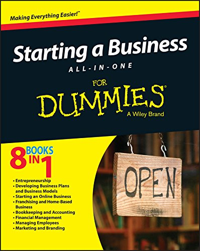 Starting a Business All-In-One For ()