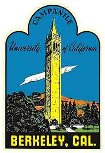 Berkeley California Campanile University of California]()