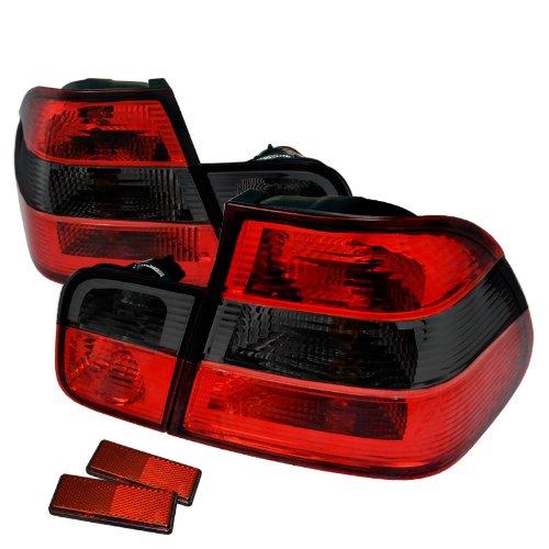 Spec-D Tuning LT-E464RG-APC Spec-D 3 Series Altezza Tail Light Red Smoke