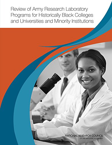 Search : Review of Army Research Laboratory Programs for Historically Black Colleges and Universities and Minority Institutions (Diversity and Inclusion in STEM)