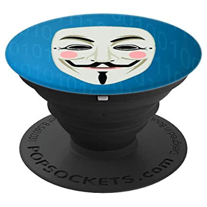 Amazon Com The Game Master Project Zorgo Anonymous Mask