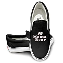 Sneaker Mama Bear Couples Skateboard Shoes Cool And Comfortable