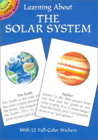 Learning About the Solar System (Dover Little Activity Books)