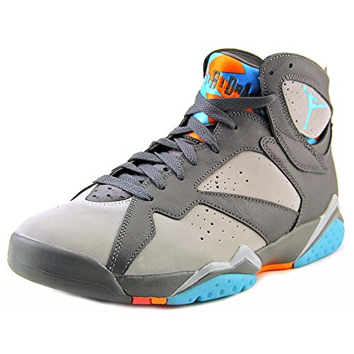 AIR JORDAN 7 RETRO BARCELONA MENS SNEAKERS 304775-016 Gray YTmEebTA