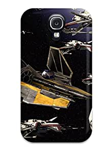 Cassandra Craine's Shop New Style New Star Wars Skin Case Cover Shatterproof Case For Galaxy S4 7234279K20337454