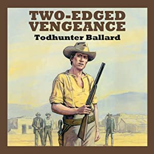 Two-Edged Vengeance Audiobook