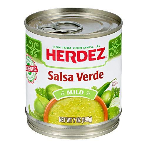 Herdez Salsa Verde 7 oz