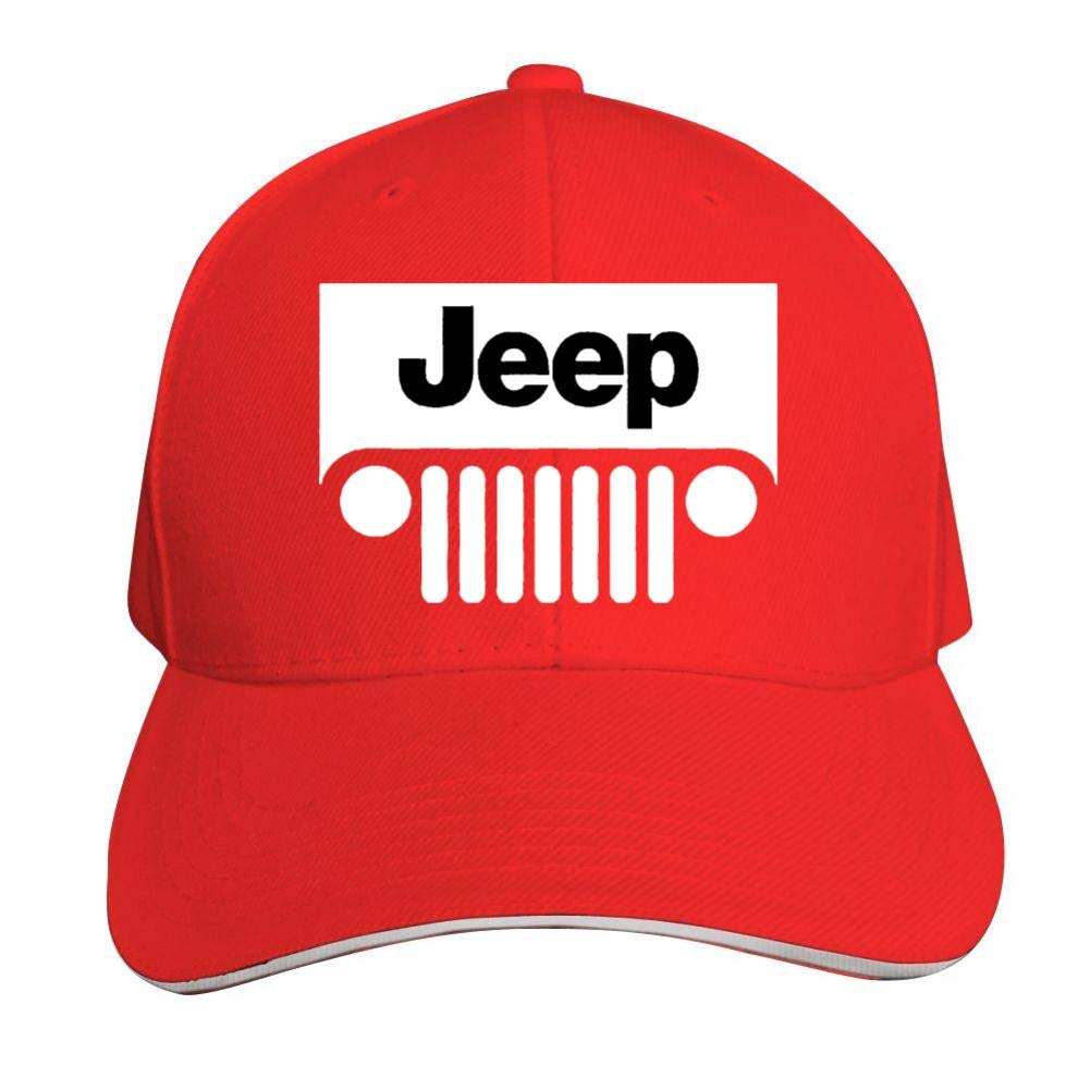 0209caeb0 ADBOSS Jeep Wrangler Beer Adjustable Baseball Caps Vintage Sandwich ...