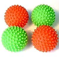 4 x Trocknerbälle Trockner Bälle Wäsche Bälle Waschball Trocknerball
