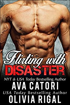 Flirting with Disaster: A stand alone BBW contemporary romance (Flirting with Curves Book 1) by [Catori, Ava, Rigal, Olivia]