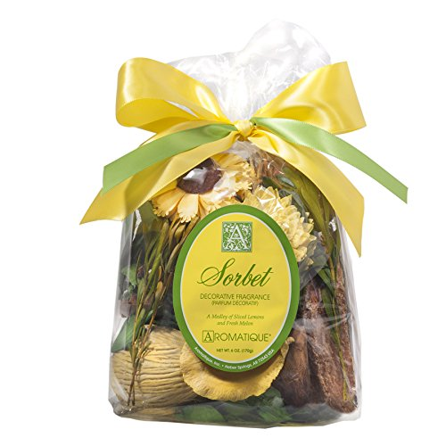 Aromatique 6 Oz Bag Decorative Potpourri in Sorbet by Aromatique