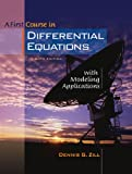 A First Course in Differential Equations with Modeling Applications (with CD-ROM and iLrn Tutorial) (Available Titles CengageNOW)