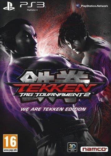 Tekken: Tag Tournament 2 - Edition Collector [Importación Francesa]: Amazon.es: Videojuegos