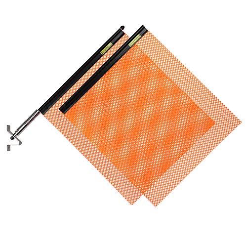 (Oversize Warning Products - Quickmount Warning Flag Kit (Orange))