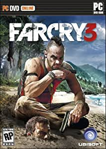 PC Far Cry 3 - Trilingual - Standard Edition