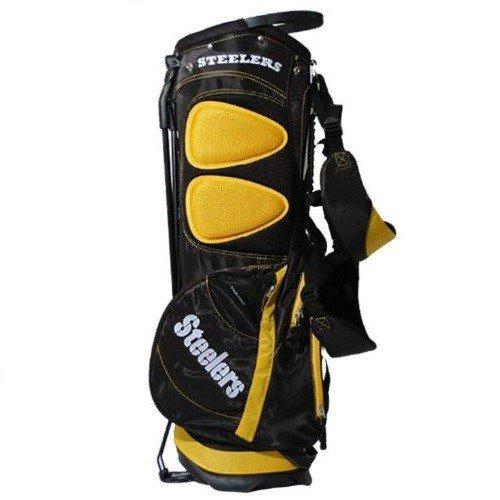 NFL Fairway Stand Bag NFL Team: Pittsburgh Steelers by Team Golf