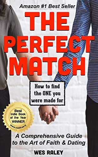 The Perfect Match by Wes Raley ebook deal