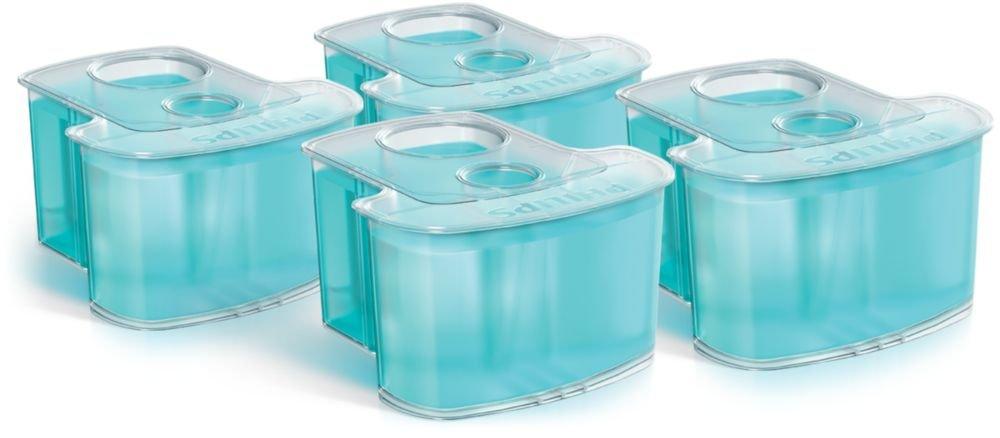 Philips JC304/54 - Paquete de 4 cartuchos de limpieza para sistemas SmartClean