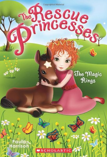 (The Magic Rings (Rescue Princesses #6) (The Rescue)