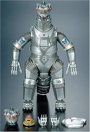 "Japan Toygraph Toho Mechagodzilla Godzilla 1975 2005 8/"" Tall Vinyl Figure Rare"