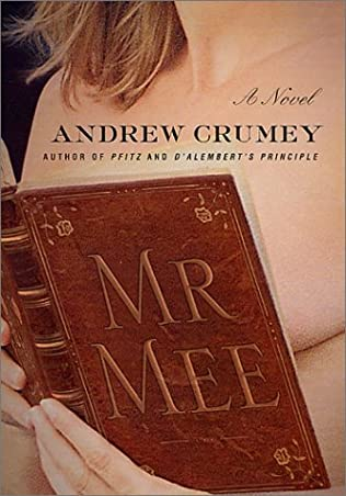 book cover of Mr Mee