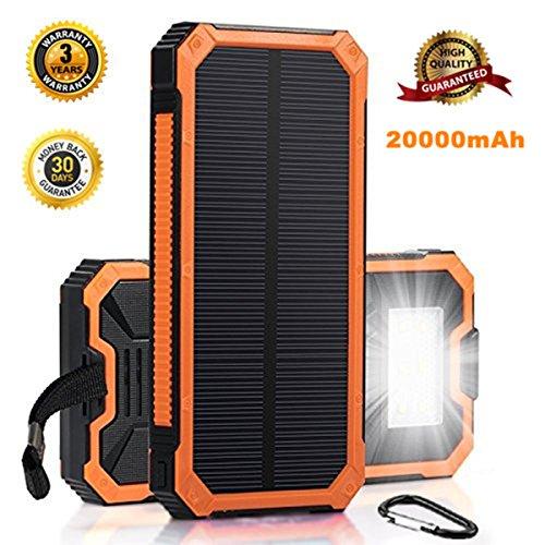Best Solar Panels For Backpacking - 7