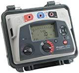 Megger MIT515-US Insulation Tester, 10 Teraohms Resistance, 5kV Multi-Range Test Voltage