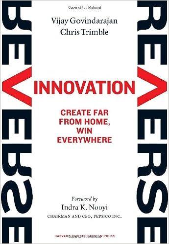 Book Reverse Innovation