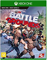 Wwe 2K Battegrounds - Xbox One