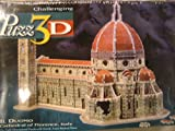 Puzz 3D Il Duomo Cathedral of Florence, Italy by Milton Bradley