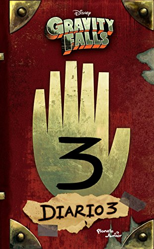 Amazon Com Gravity Falls Diario 3 Spanish Edition Ebook Disney