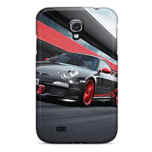 Excellent Galaxy S4 Case Tpu Cover Back Skin Protector 2011 Porsche 911 Gt3 Rs