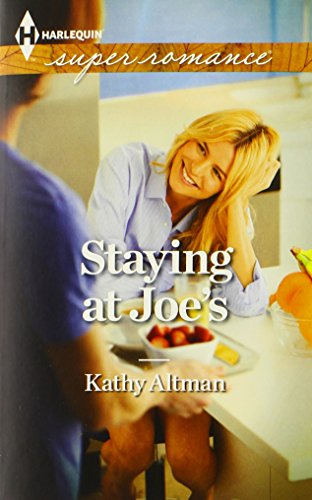 book cover of Staying At Joe\'s
