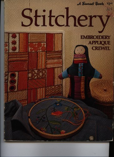 Stitchery (Sunset Hobby & Craft Books)