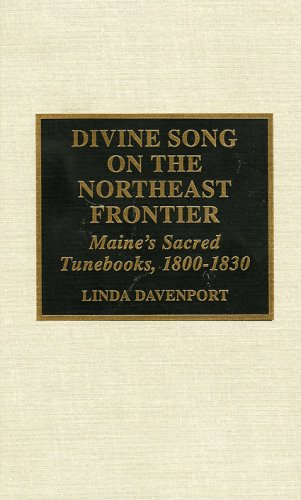 Divine Song on the Northeast Frontier by Scarecrow Press
