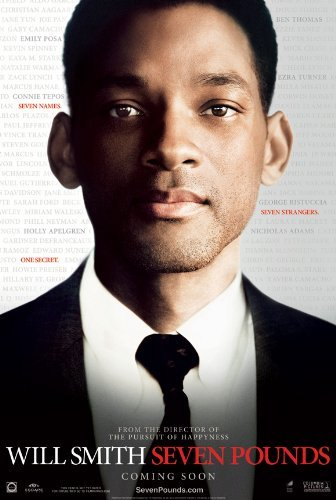 Seven Pounds POSTER Movie (27 x 40 Inches - 69cm x 102cm) (2008) (Seven Pounds Poster)