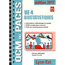 Biostatistique UE 4 : Optimisé pour Lyon Est