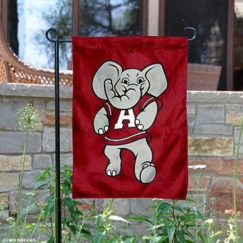 Amazoncom University of Alabama Garden Flag and Yard Banner