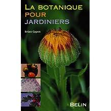 Botanique pour jardiniers (La)