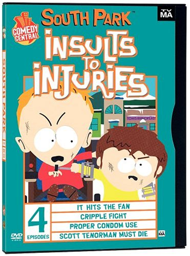 South Park - Insults to - South Park Ray