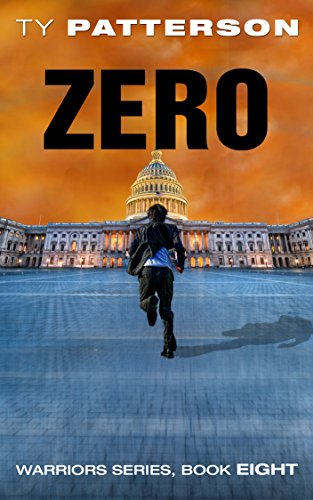 Zero (Warriors Series of Crime Action Thrillers Book 8) cover