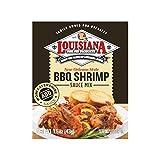 Louisiana Fish Fry BBQ Shrimp Sauce Mix, 1.5 oz (3 Pack)