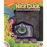 Mattel Nick Click - Digital camera - compact - blue translucent