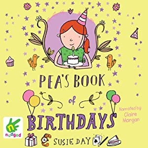 Pea's Book of Birthdays Audiobook