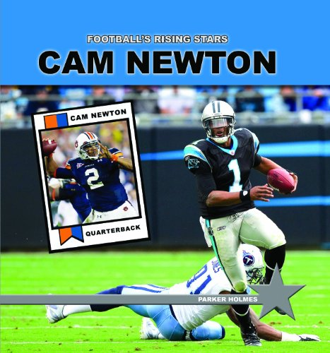 Cam Newton (Football's Rising Stars) (Football Star)