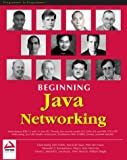 img - for Beginning Java Networking book / textbook / text book