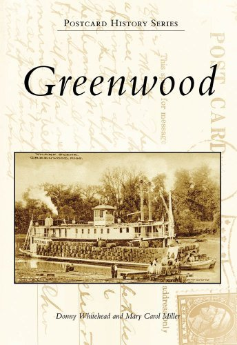 Greenwood (Postcard History Series) by Donny Whitehead - Mall Stores Greenwood