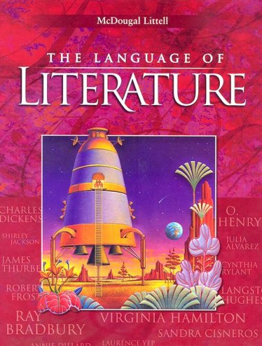 McDougal Littell Language of Literature: Student Edition Grade 7 2006