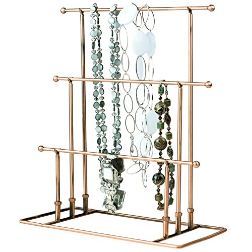 Necklace Bracelet Jewelry Organizer Display